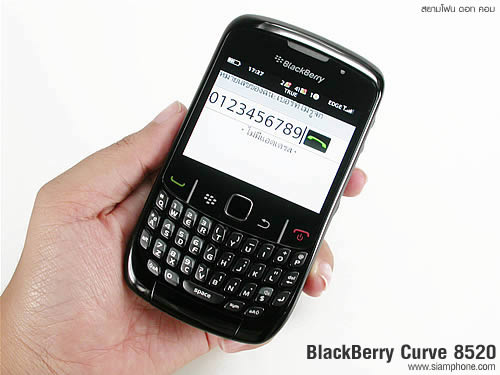 BlackBerry Curve 8520 - ���������� Curve 8520