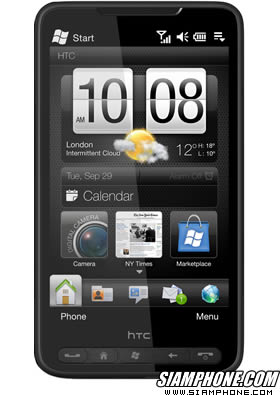 htc hd2 mms