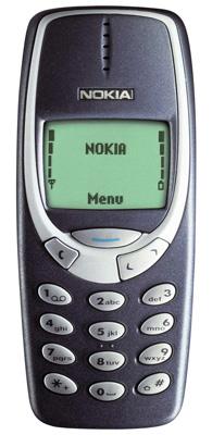 Nokia 3310 Muistikortti