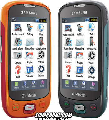samsung T749 Highlight