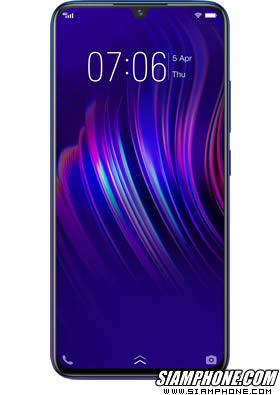 Vivo V11i สมาร์ทโฟนรองรับ 2 ซิมการ์ด หน้าจอ 6 3 นิ้ว ราคา 7,999 บาท