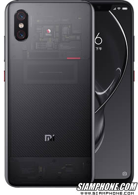 Xiaomi Mi 8 Explorer สมาร์ทโฟนรองรับ 2 ซิมการ์ด หน้าจอ 6